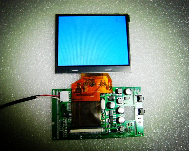液晶显示模组