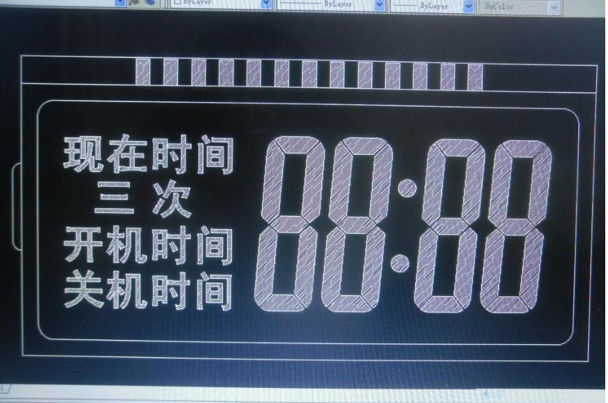 点阵屏和LCD液晶屏的区别有那些?