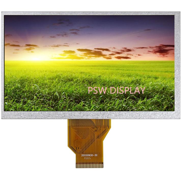 户外阳光下可视液晶屏7寸适合户外