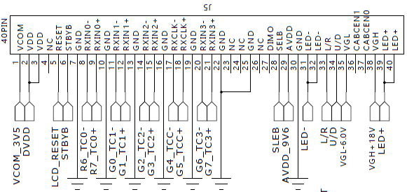 HDMI转RGB信号转接板HDMI-RGB Signal converter board