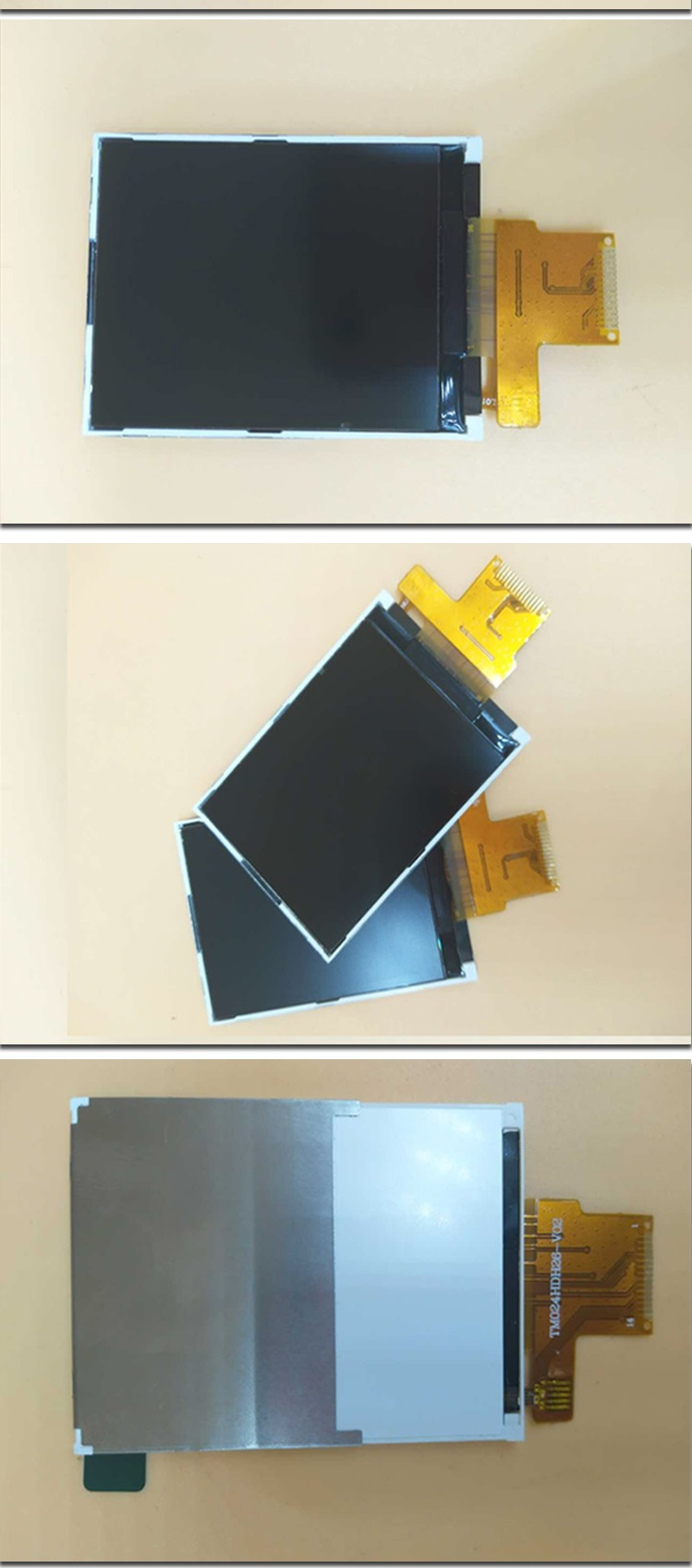 .4寸液晶屏定制SPI标准