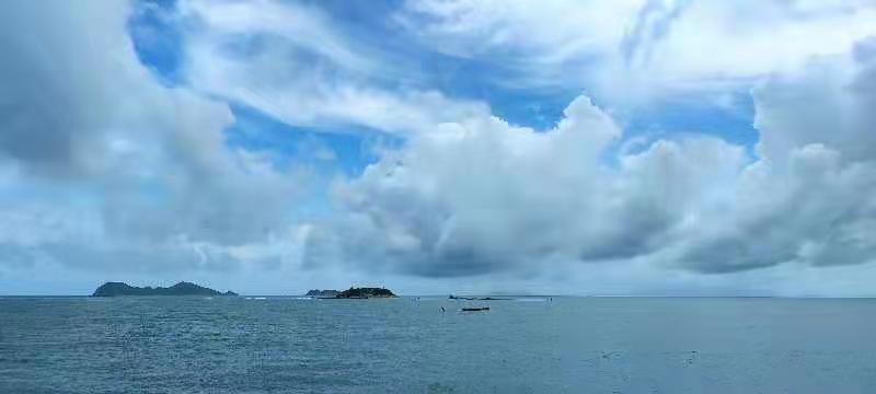宇锡2021年放眼看世界端午海边游