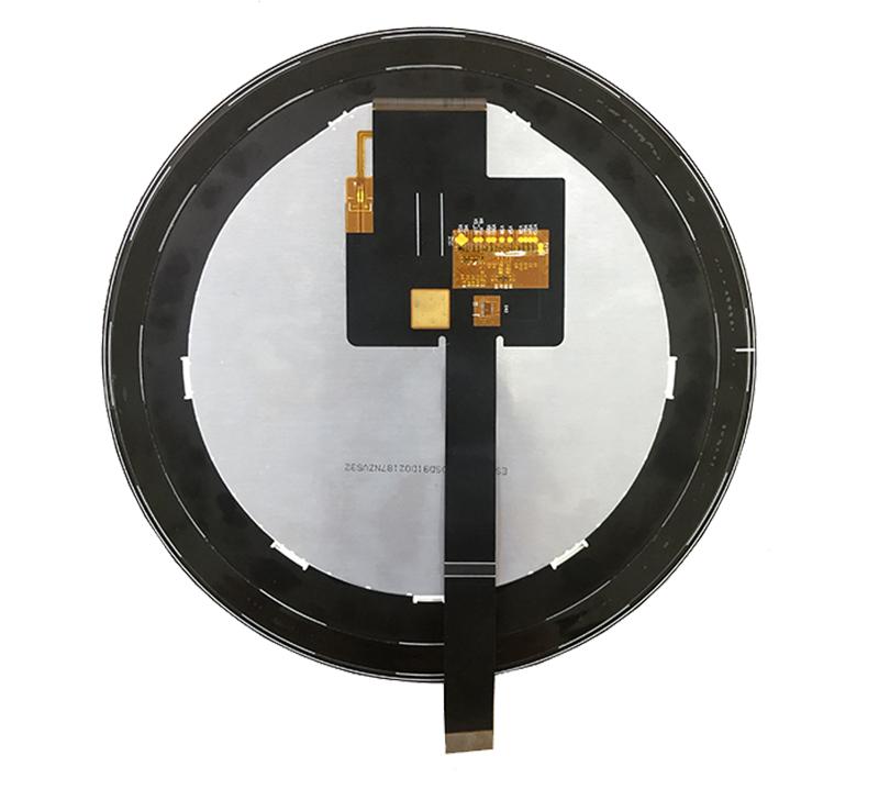 寸液晶屏圆型