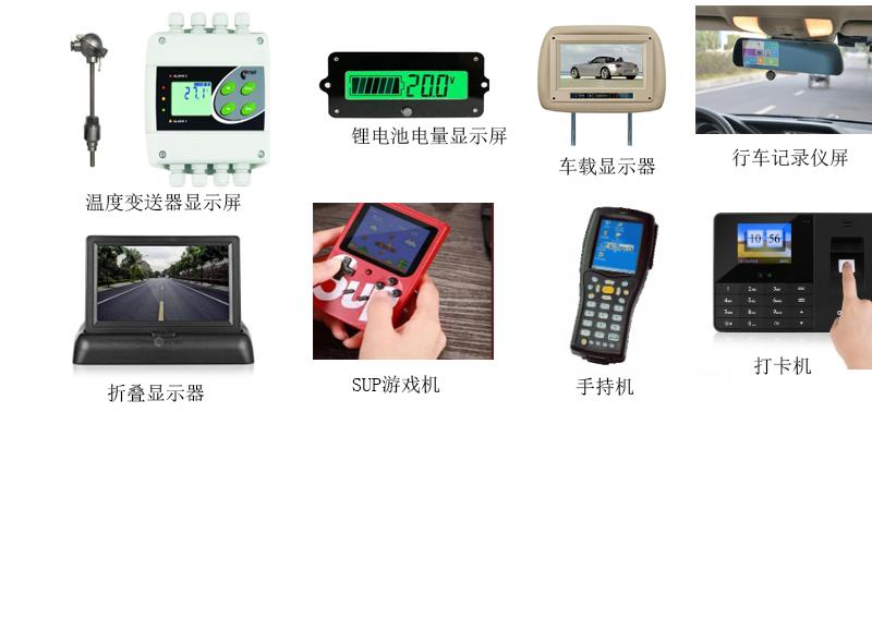 4.3寸液晶屏480 * 272 IPS TFT-LCD 可定制 电梯门禁屏安防液晶屏