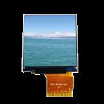 1.54寸液晶屏240*240接口MCU IPS 18pin脱毛仪显示屏