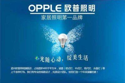 2017中国照明灯具十大品牌排行榜发布