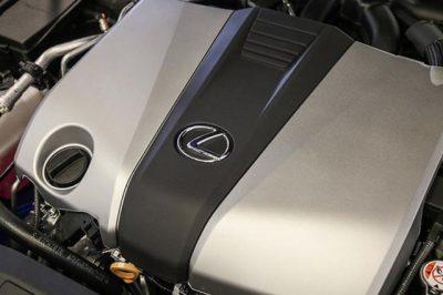搭载3.5L V6发动机:雷克萨斯ES 350实拍图曝光