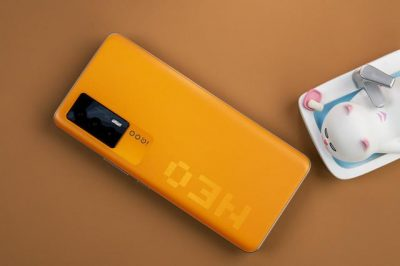 iQOO Neo5像素橙开箱:5万方格致敬像素风游戏元素
